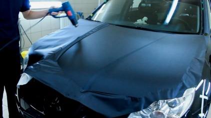 Как обклеить свой автомобиль пленкой