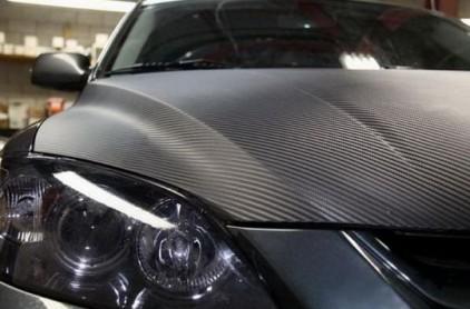 Виниловая пленка - способ изменить внешний вид авто