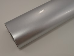 Пленка глянцевая PREMIUM серебро