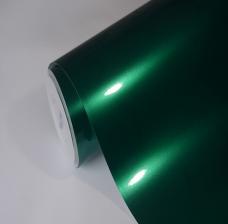 Пленка глянцевая  (хамелеон зеленый)