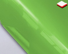 Пленка глянцевая PREMIUM зеленое яблоко