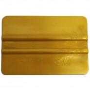 Ракель пластиковый (золотой)