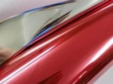 Пленка хромированная premium (красный)